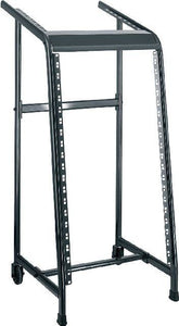 "Proel Mobile 19"" Rack Stand Front@20U+Top@8U"