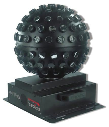 Proel Light Ball Effect Rotary 250W 30cmØ