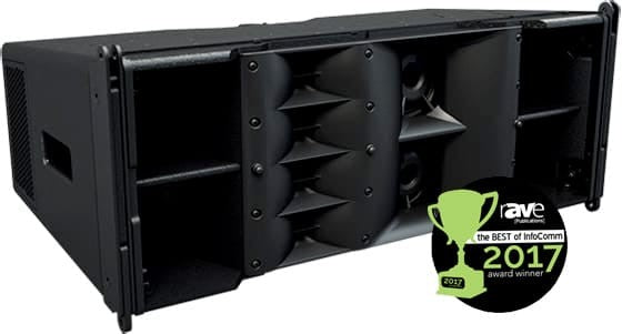 MARTIN Wavefront Precision Line Array Module