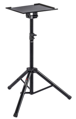 Laptop/Projector Stand with Tripod base Height/Angle Adjust