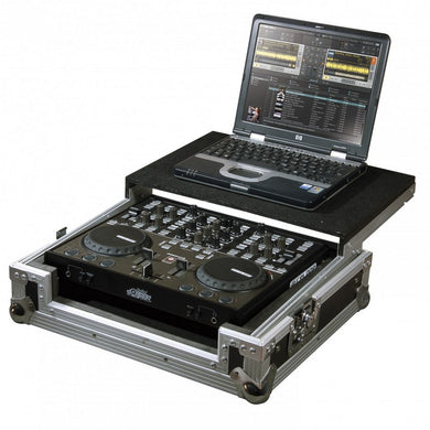 Proel small Controller Case + Laptop Tray