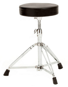 Professional multipurpose stool with screw height adjustment