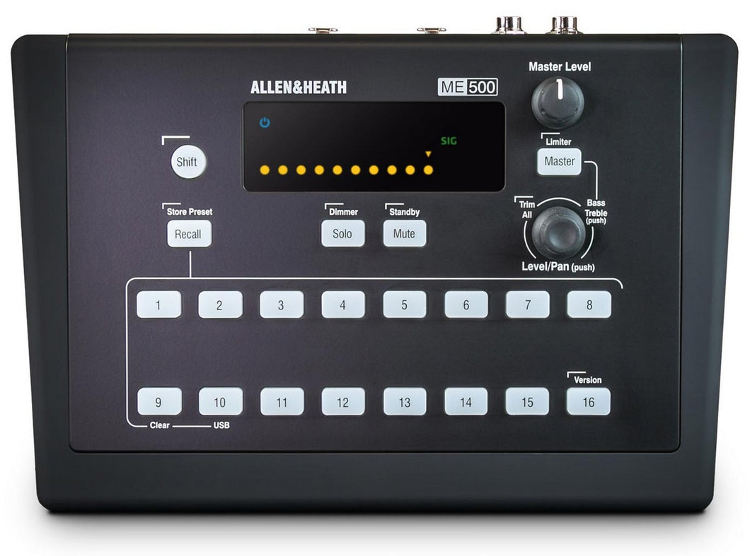 A&H 16 Channel Personal Monitor Mixer