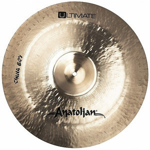 "Anatolian Cymbal China 18"" ULTIMATE"
