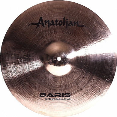 Anatolian Cymbal Crash 14