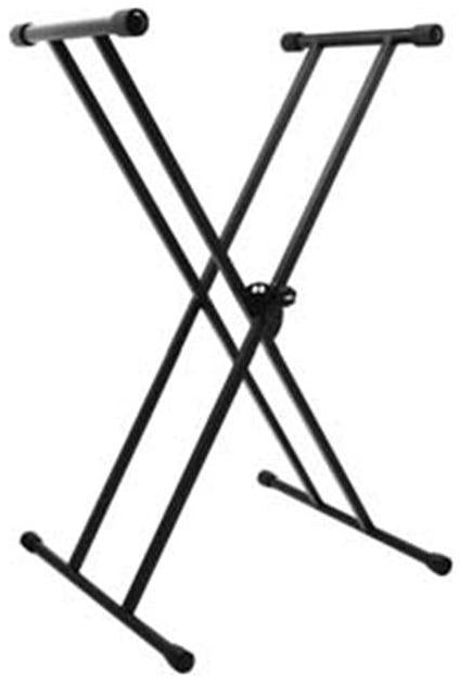 Keyboard Stand - Double-Braced