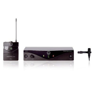 AKG WMS45-Lapel Perception Lapel Wireless System W/CK99L