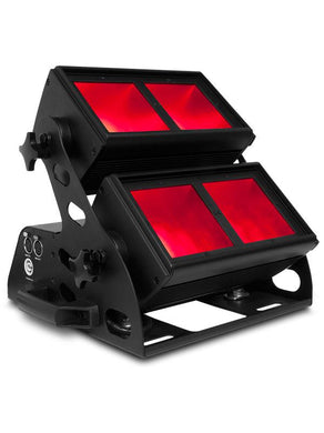 Chauvet Professional Ovation C-805FC RGBA-Lime LED Wash Light