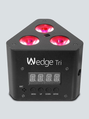 Chauvet DJ Wedge Tri LED Wash Light