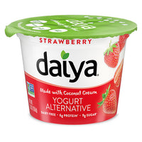 Daiya Coconut Yogurt Strawberry
