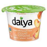 Daiya Coconut Yogurt  Peach
