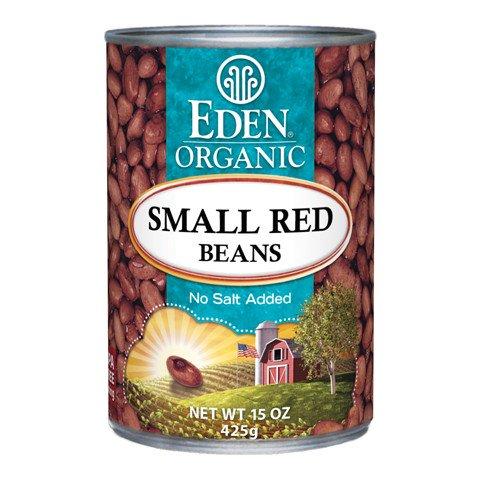 Eden Organic Small Red Beans