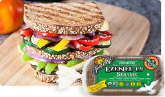 Food For Life Organic Sesame Ezekiel Bread