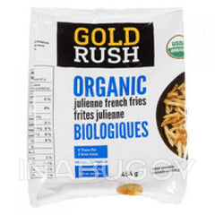 Gold Rush Julienne French Fries