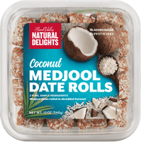Bard Valley Coconut Dates