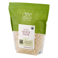 One Degree Organic Foods Sprouted Quick Oats