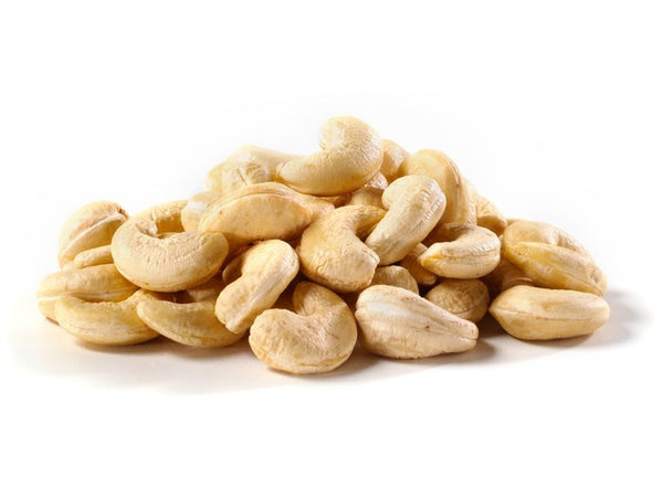 Organic Unsalted Cashews (Roasted)