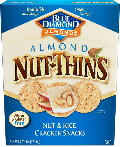 Blue Diamond Growers Almond Nut-thins