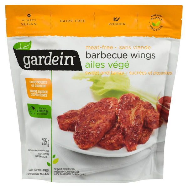 Gardein Sweet & Tangy BBQ Wings