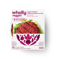 Wholly Veggie Southwest Beet Patties