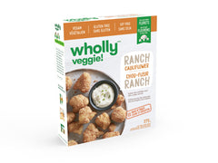 Wholly Veggie Ranch Cauliflower Wings