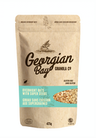Georgian Bay Granola Co Overnight Oats With Super Seeds