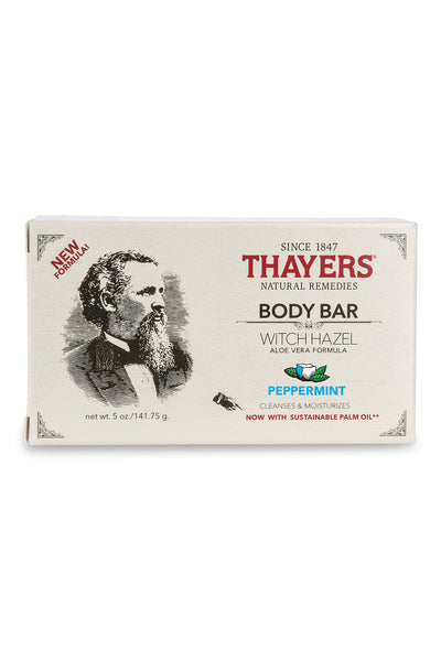 Thayer Peppermint Petal Body Bar 142 g
