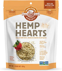Manitoba Harvest Hemp Hearts (454g)