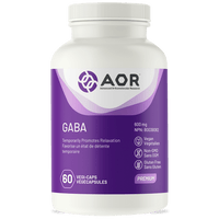 AOR GABA 60 capsules *$4 off Coupon at Checkout*