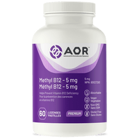 AOR Methyl B12 Vitamin - 5 mg