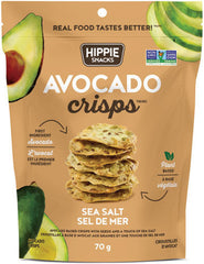 Hippie Snacks Avocado Crisp Sea Salt