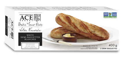 Ace Bakery Byo Baguette White