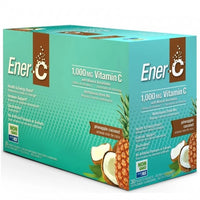 Ener-C Pineapple Coconut 30 pack