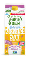 Earth's Own So Fresh Oat Unsweetened Original