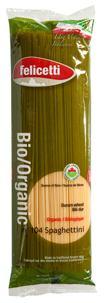Felicetti Organic Durum Wheat Spaghettini