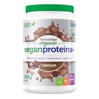 Genuine Health Fermented Vegan Protein Chocolate 600 g