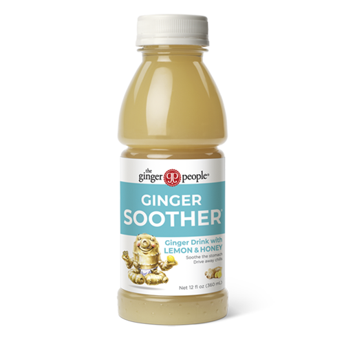 The Ginger People Ginger Soother Drink