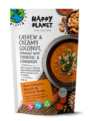 Happy Planet West African Squash & Cashew Soup