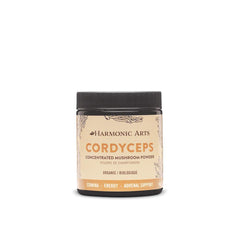 Harmonic Arts Organic Cordyceps Concentrated Mushroom Powder 45 g