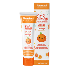 Himalaya Kids Toothpaste Orange 113 g