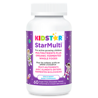 Kidstar StarMulti Chewables - Space Berry