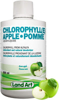 Land Art Chlorophyll - Apple 500 ml