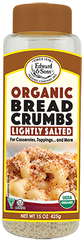 Edward & Son Breadcrumbs Lightly Salted