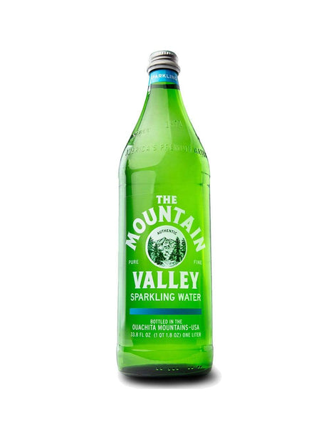 Mountain Valley Sparkling Spring Water 1 L