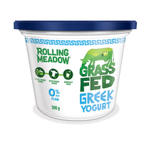 Rolling Meadow Greek Yogurt 0%