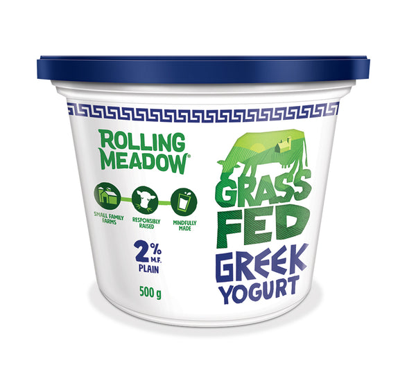 Rolling Meadow 2% Greek Yogurt