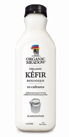 Organic Meadow Kefir Beverage Plain