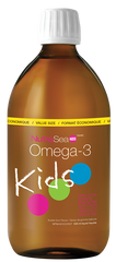 NutraSea Kids Omega-3 - Bubblegum 500 ml