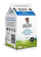 Organic Meadow 10% Cream