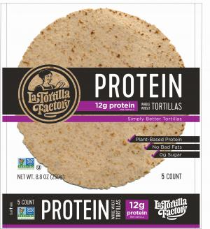 Tortilla Factory Protein Tortilla
